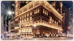 Carnegie hall nyc