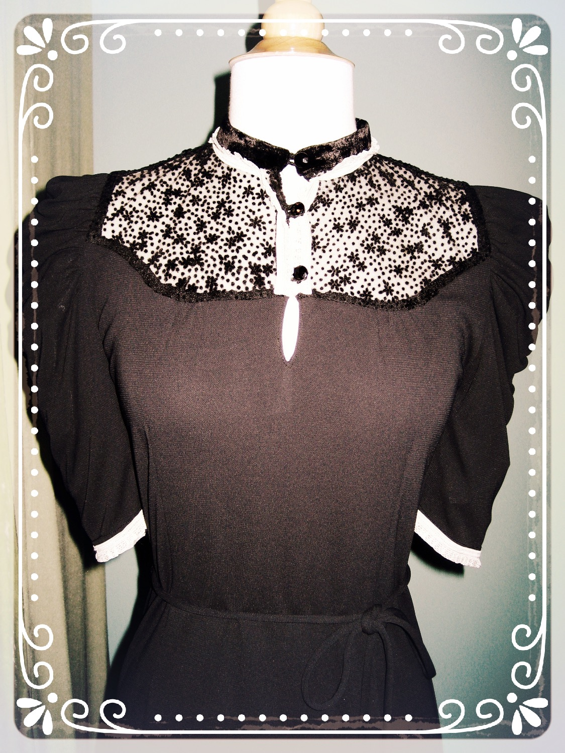 original vintage style any dress