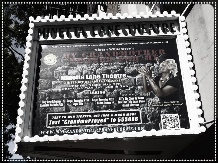 minetta lane theater