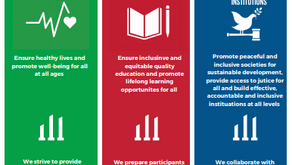 The 3 United Nation Sustainable Goals that 3Pillars Project honour