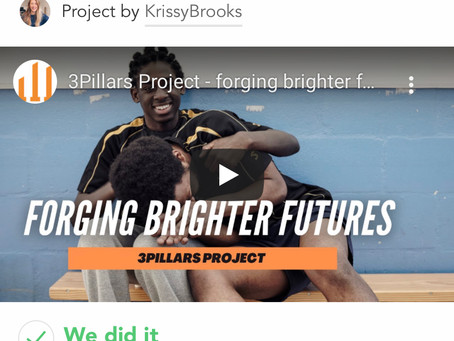We did it - successfully raised £26,482 in crowdfunding campaign