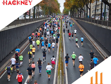 Sport for Good: Reasons to Run for 3Pillars Project in the Hackney Half Marathon