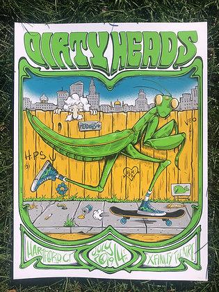 Dirty Heads 7/14 - Hartford