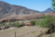 Vista de Estancia Las Carreras-Tafi del