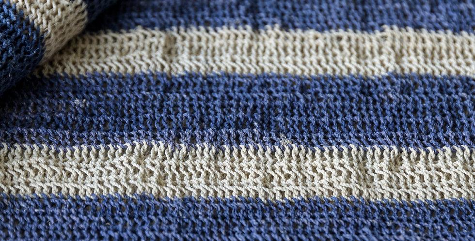 Par de individuales tejido crochet en chaguar. Origen comunidad Wichi