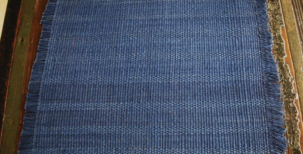 Individuales tejidos en telar con fibra de chaguar