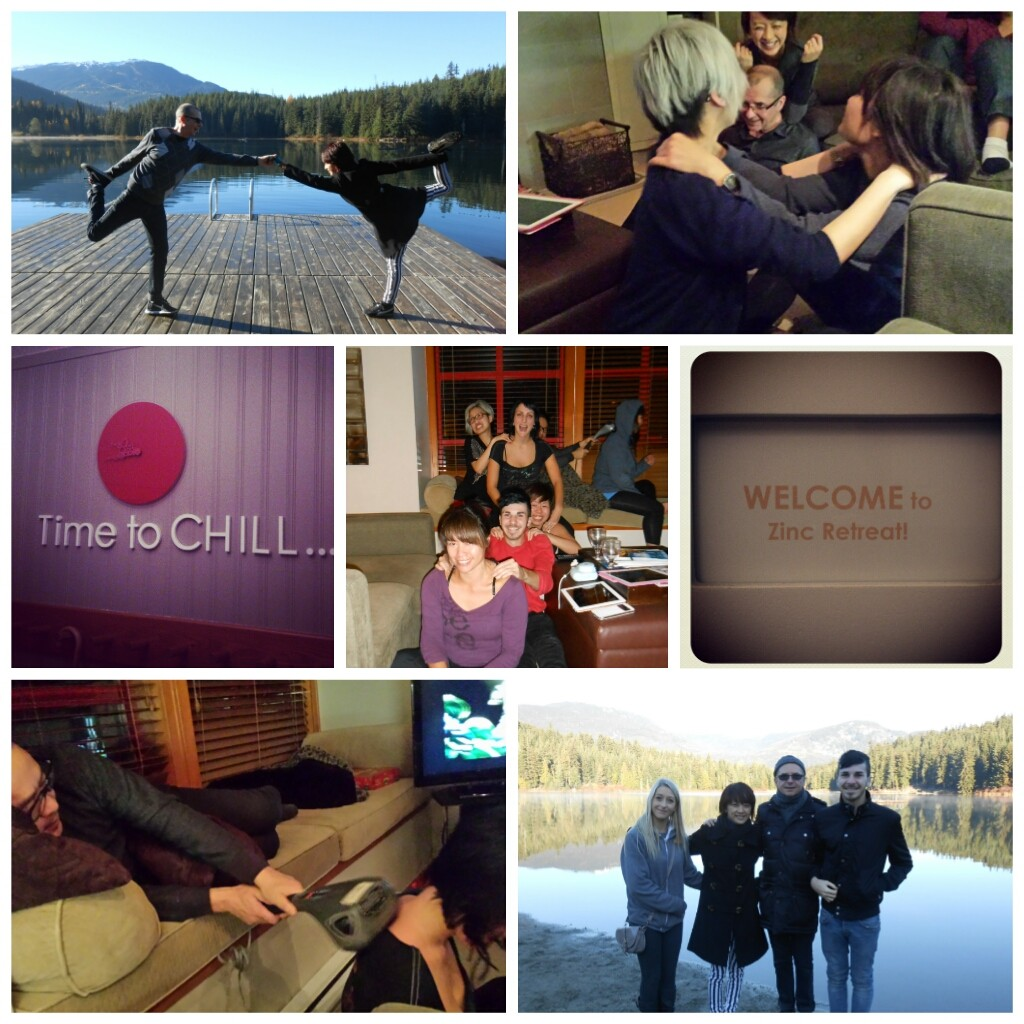 Whistler Retreat 2013