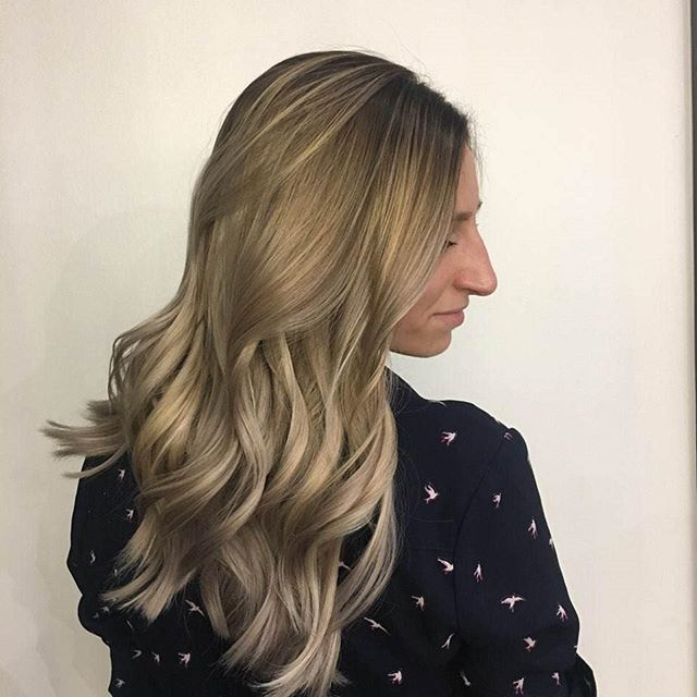 This beauty was done by Lauren _hairbyla