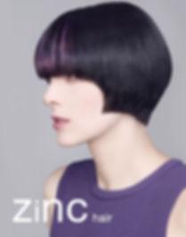 zinc hair