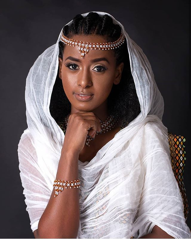 Eritrean fashion is similar to the hair