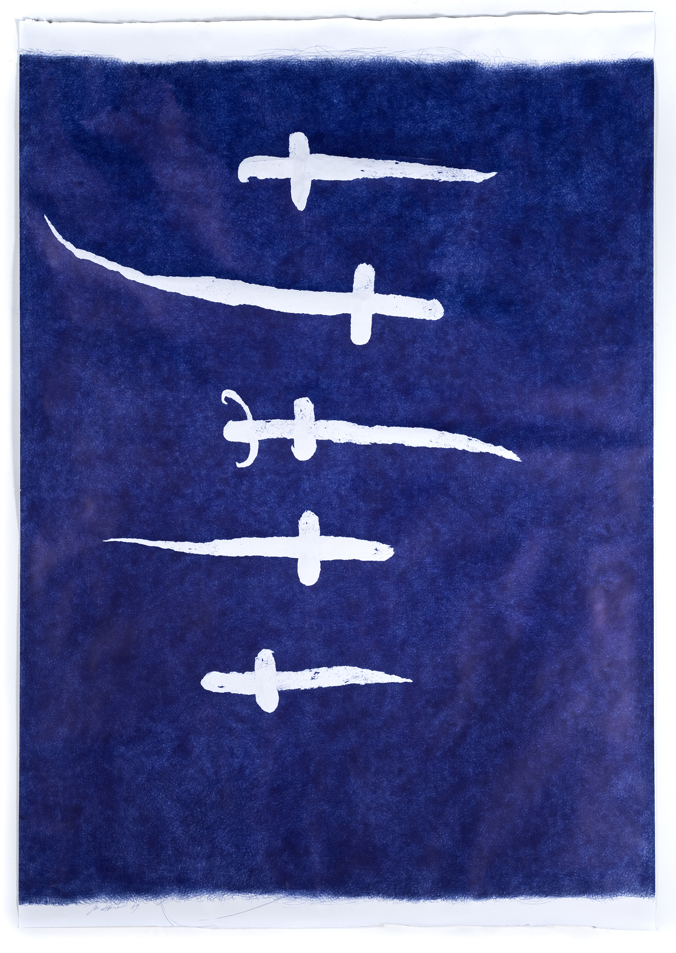 Swords, Crosses and Daggers VII