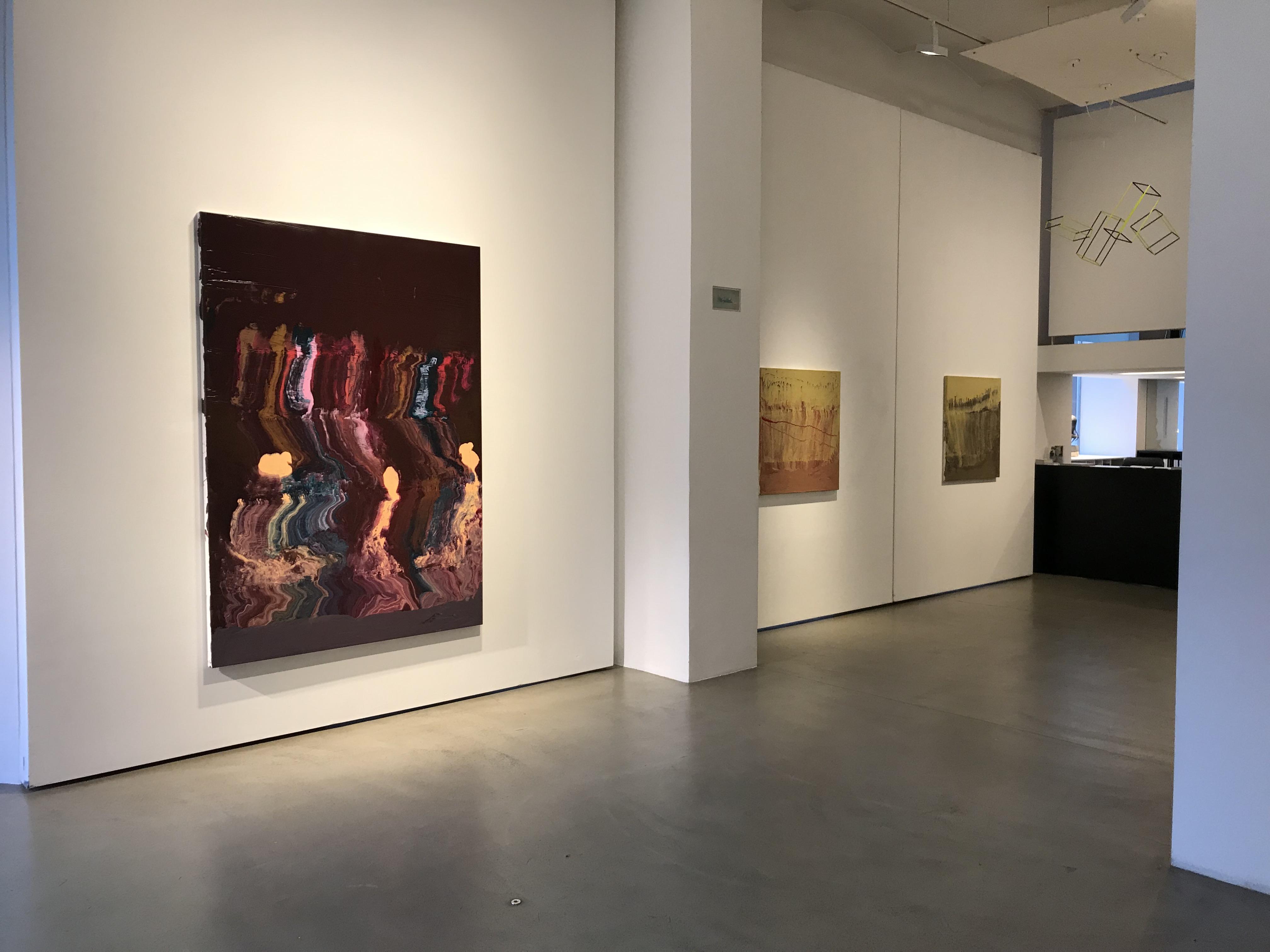 """Exhibition view """"Calma"""""""