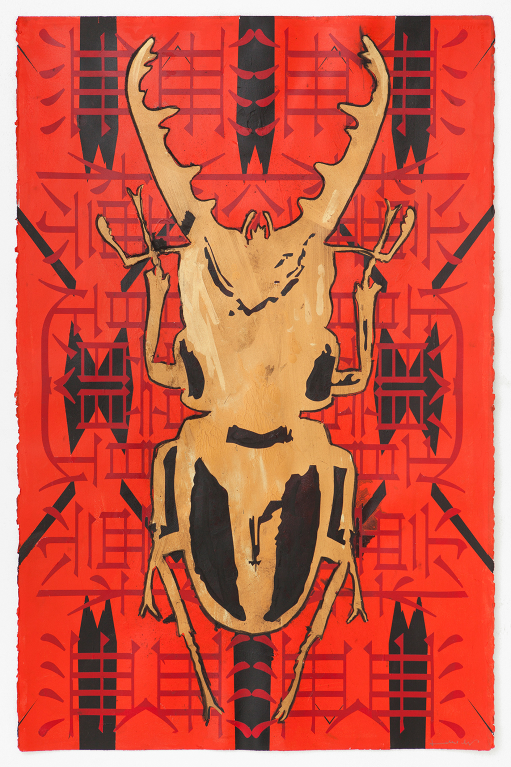 Wittgensteins Beetle 6324