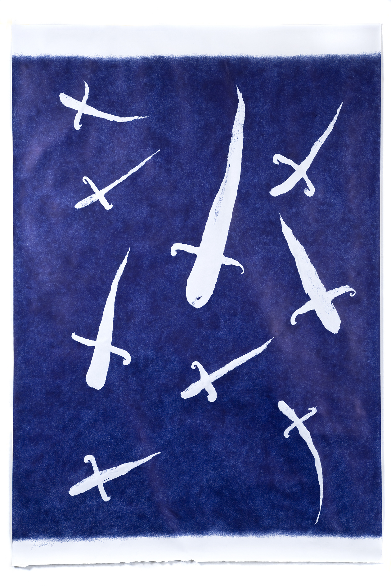 Swords, Crosses and Daggers IV