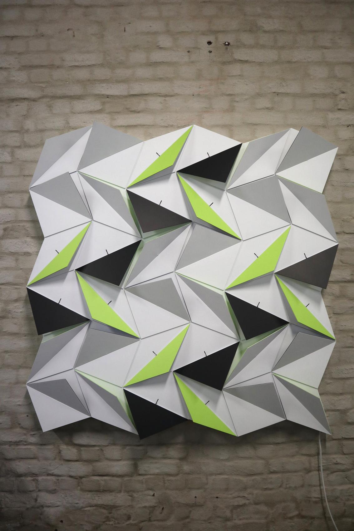 Origami Snubsquare