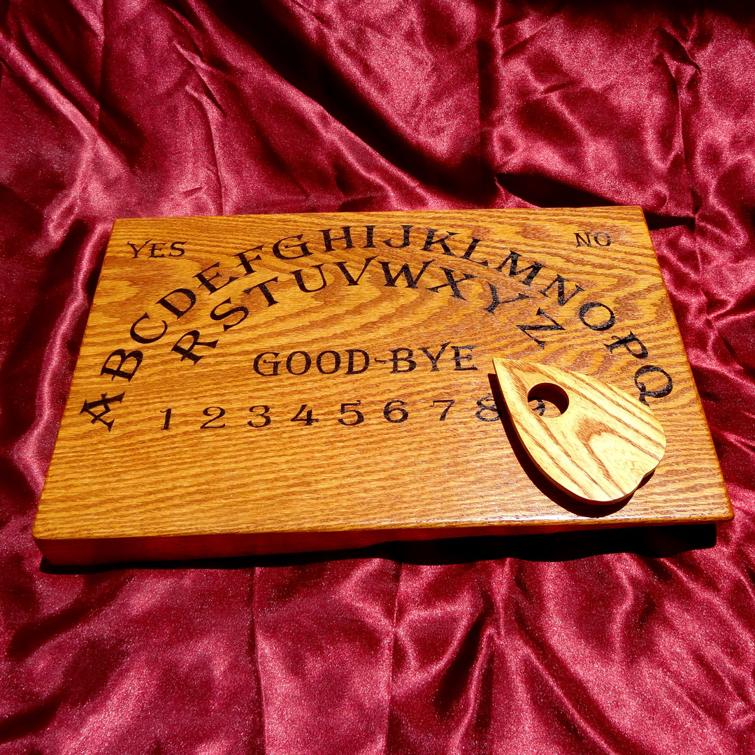 Talking Board, Spirit Board, Ouija Board