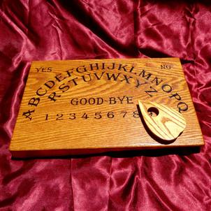 Talking Board, Spirit Board, Ouija Board