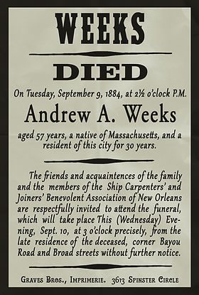 Andrew Weeks Death Notice with border.jp