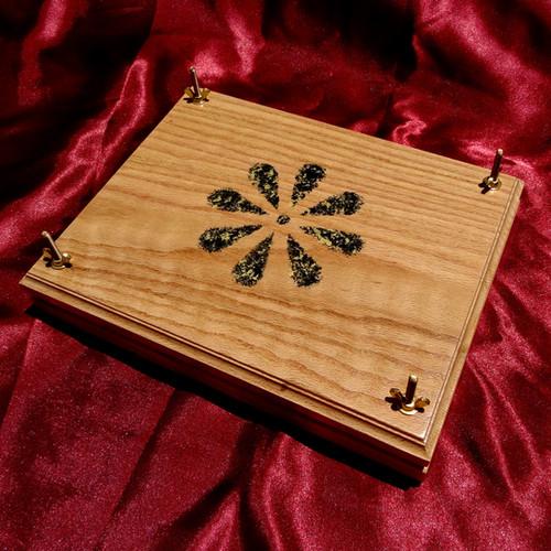 Oak Wood Flower Press
