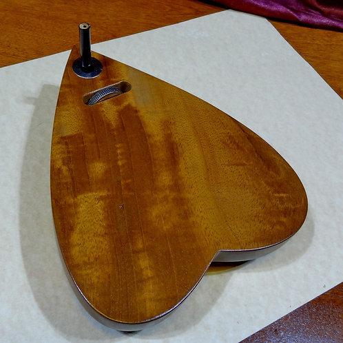 Mahogany Automatic Writing Planchette No. 5