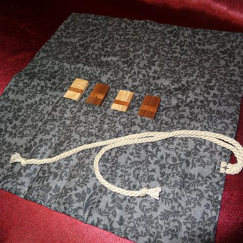 Custom Fitted Casting Sticks Bag