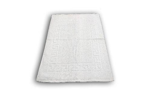 Πετσέτες Δαπέδου Μαιανδρος Λευκό