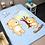 Thumbnail: Κουβέρτα Βελουτέ Παιδική