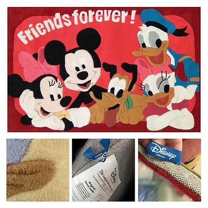 Χαλιά Disney Χειροποίητα - DH015 .
