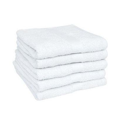 Πετσέτα Λευκή 360 .
