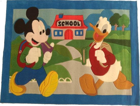 Χαλιά Disney Χειροποίητα - DH009 .