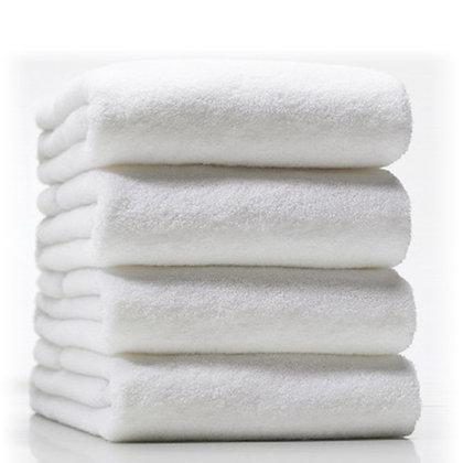 Πετσέτα Λευκή 600