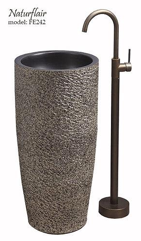 Напольная керамическая раковина Naturflair