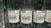 A well known shop chain Olé begins as a distributor for Polar Spring spring water in China.