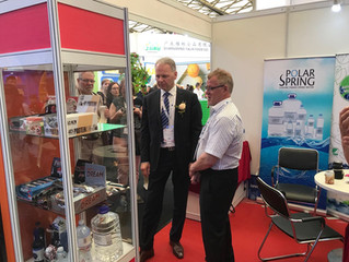 Food and Health Tech Finland with great success at SIAL 2018 in Shanghai.