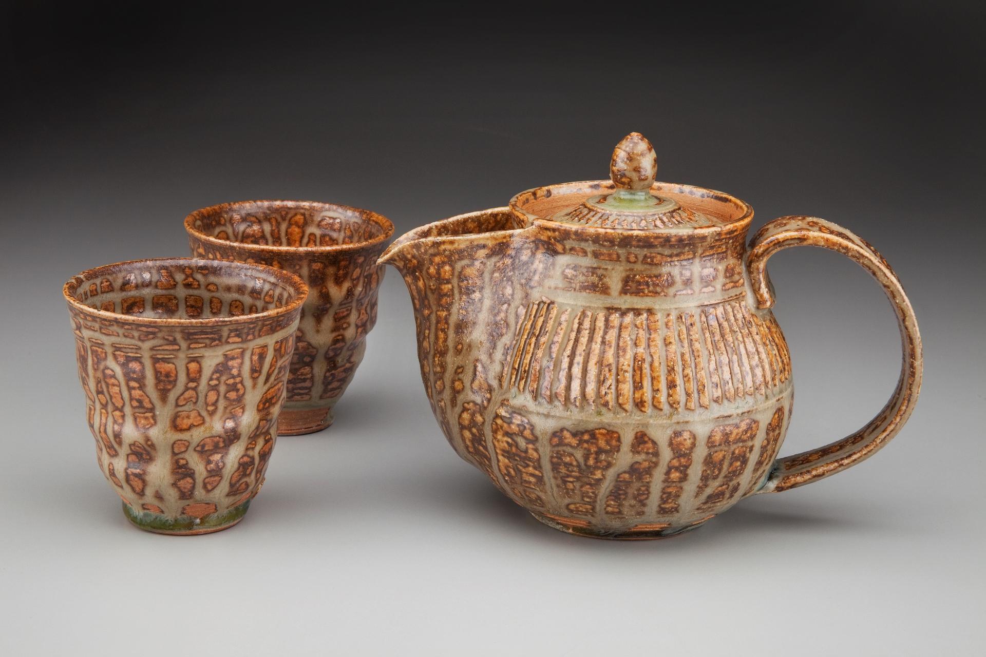 """""""Pelican"""" teapot"""