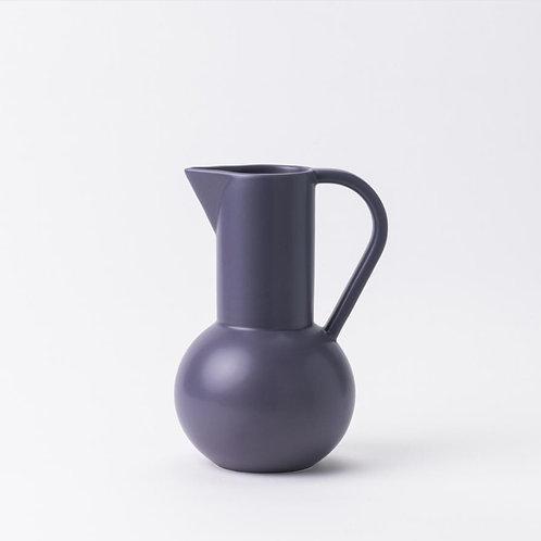 Vase-carafe Strom M Purple ash