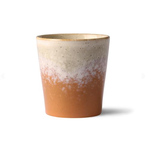 Tasse/mug Jupiter,  70's ceramic