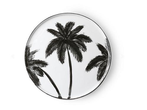 Assiette à diner Palms