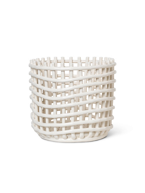 Pot Maille off white