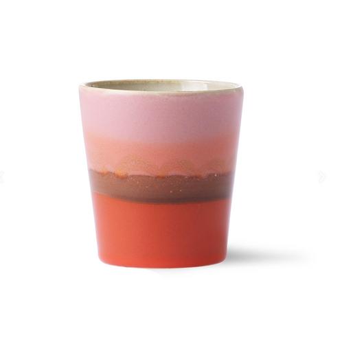 Tasse/Mug  Mars,  70's ceramic