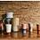 Thumbnail: Mugs assortis, 70's ceramic