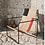 Thumbnail: Fauteuil outdoor Desert chair color  block