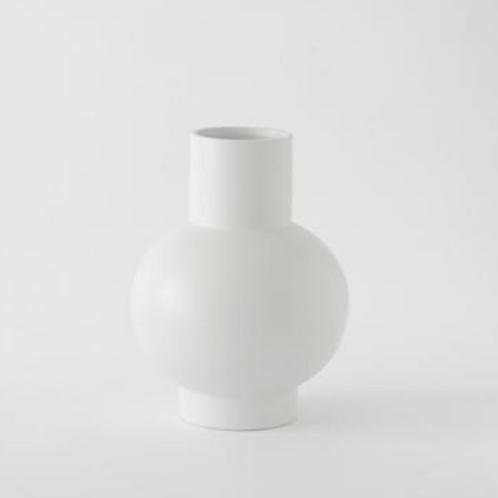 Vase  Strom S - grey light