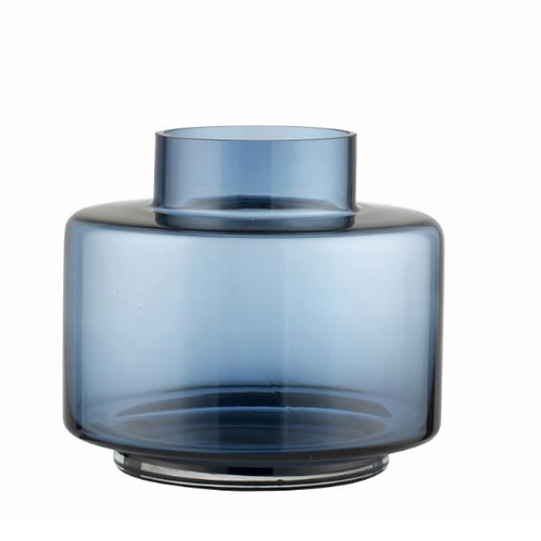 Vase Hedria en  verre