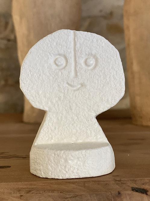 Sculpture céramique P.Slight