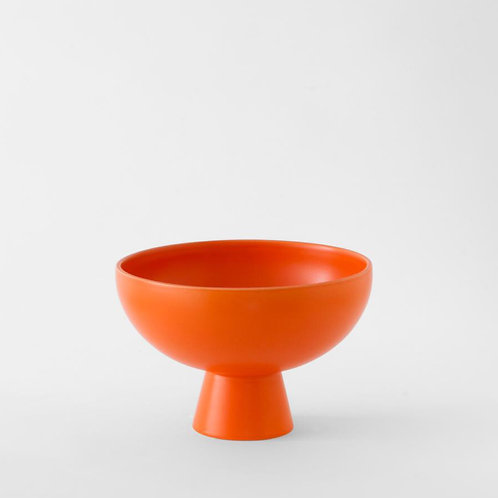 Coupe Strom L - orange vibrant