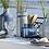 Thumbnail: Vase Hedria en  verre