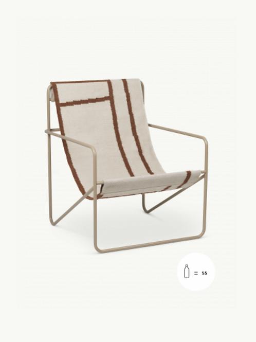 Fauteuil outdoor Desert chair cashmere/Shape