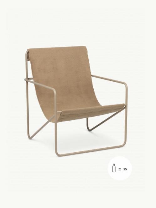 Fauteuil outdoor Desert chair cashmere/Sand