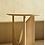 Thumbnail: Table d'appoint Oak geometric